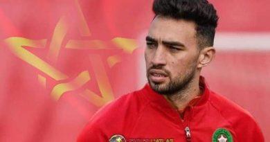 Munir El Haddadi maroc