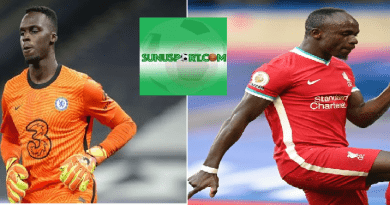 sadio mane vs edouard mendy