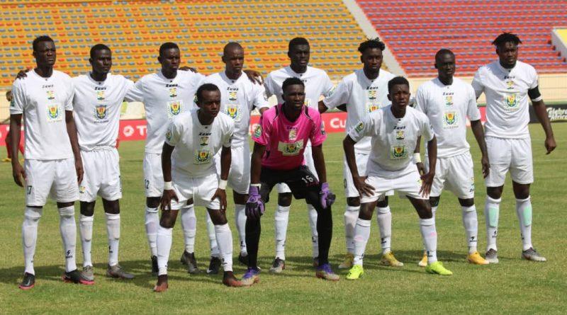 Coupe CAF : Le jaraaf bat l'ESS et se qualifie en Quart