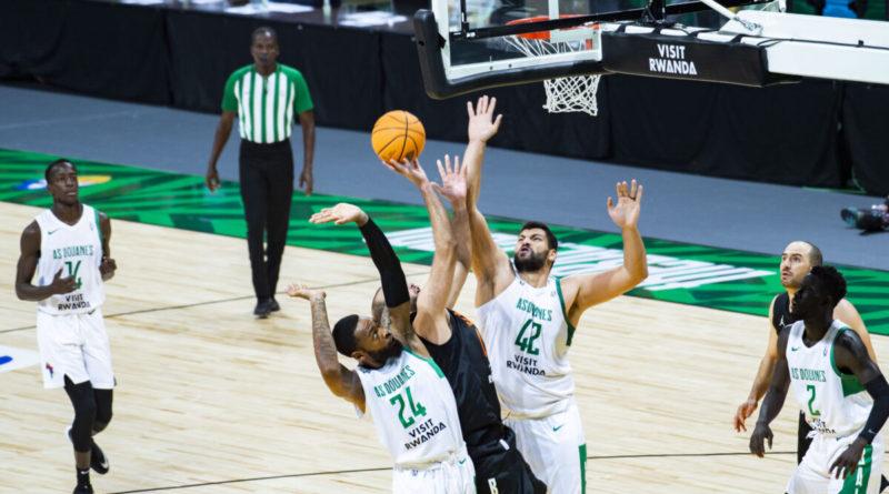 Basketball Africa League as douanes