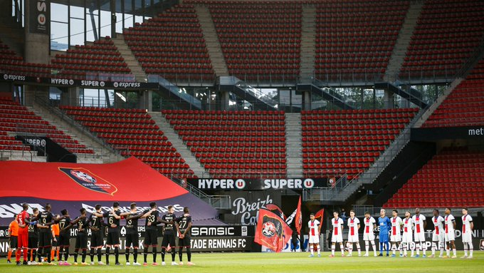 Ligue 1 : le PSG s'éloigne du titre aprés son match nul face à Rennes
