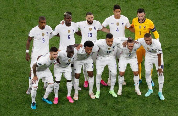 EURO 2020 : le tableau de la France jusqu'à la finale