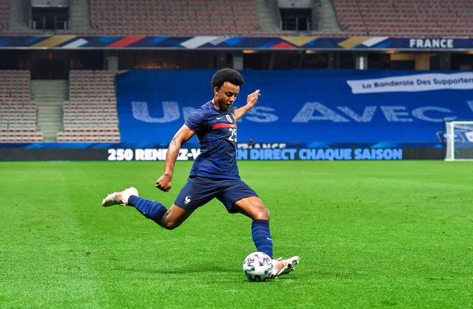 Koundé connaîtra ce soir sa première titularisation en Équipe de #FRA