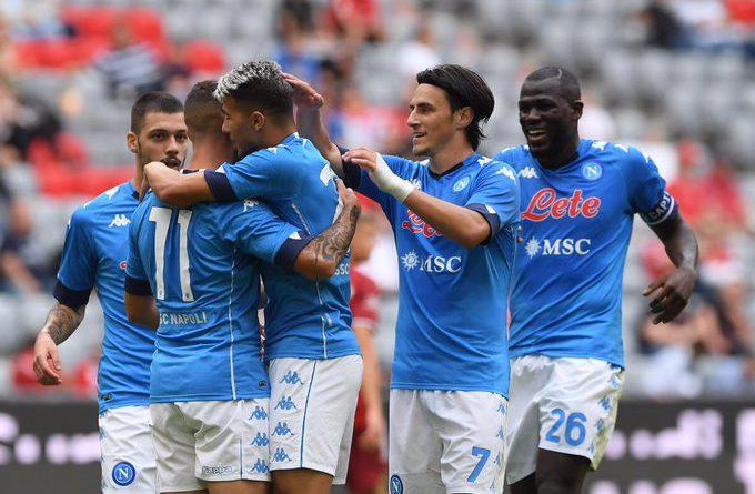 Amical : Naples avec Kalidou Koulibaly étrille le Bayern Munich